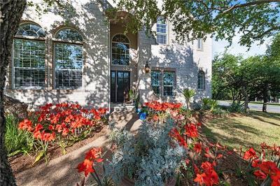 Travis County Single Family Home Pending - Taking Backups: 8215 Dark Ridge Cv