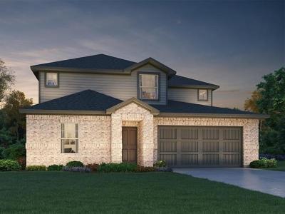 Leander Single Family Home For Sale: 1605 Torre St