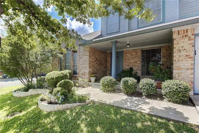 Cedar Park Single Family Home For Sale: 1401 Bondick Rd