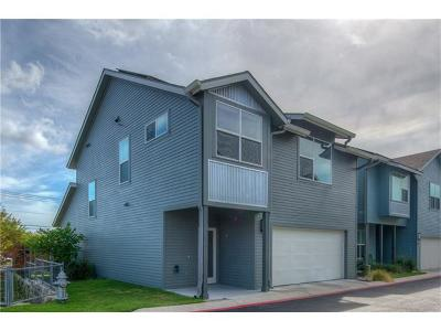 Travis County Condo/Townhouse For Sale: 301 W Stassney Ln #9
