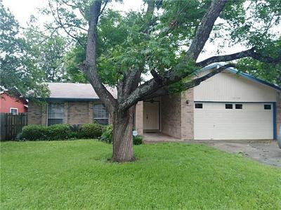 Austin Single Family Home For Sale: 12109 Acorn Creek Trl