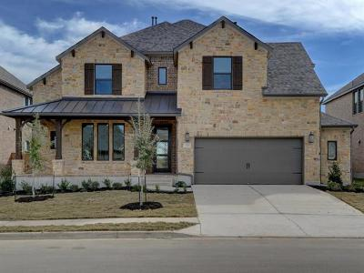 Liberty Hill Single Family Home For Sale: 129 Mindy Way