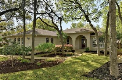 Austin Single Family Home For Sale: 9901 Nocturne Cv