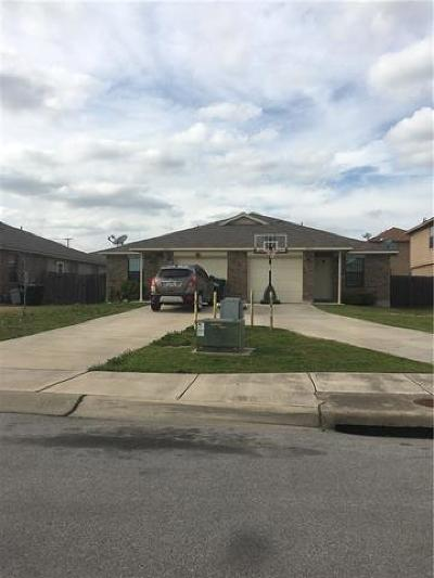 Multi Family Home For Sale: 1023 Trail Driver Cv