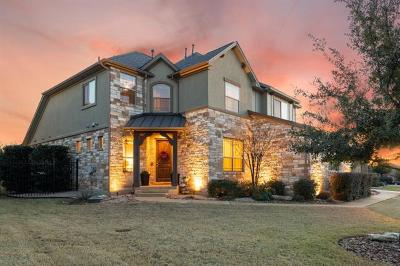 Leander Single Family Home For Sale: 1833 Harvest Dance Dr