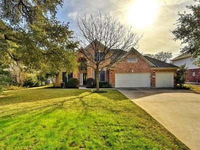 Travis County Single Family Home Pending - Taking Backups: 5814 Republic Of Texas Blvd