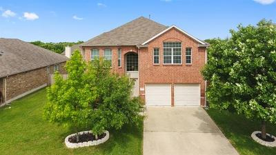 Pflugerville TX Single Family Home For Sale: $330,000