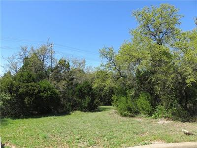 Cedar Park Residential Lots & Land For Sale: 801 Savanna Ln