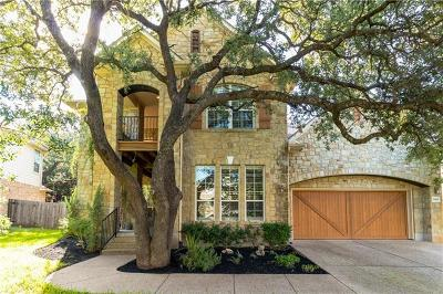 Austin TX Single Family Home For Sale: $532,665
