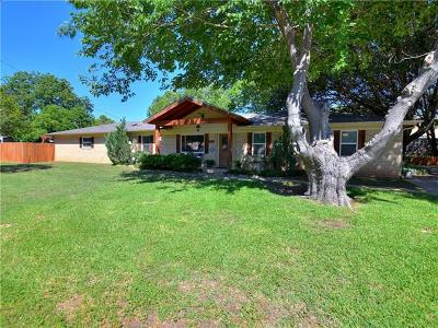 Marble Falls Single Family Home Pending - Taking Backups: 1002 Louise St