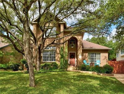 Hays County, Travis County, Williamson County Single Family Home Pending - Taking Backups: 8004 Richard King Trl