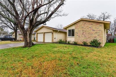 Single Family Home For Sale: 802 Cactus Dr