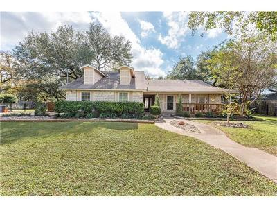 Travis County Single Family Home For Sale: 12405 Scissortail Dr