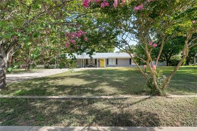 Bastrop Single Family Home For Sale: 508 Elm St