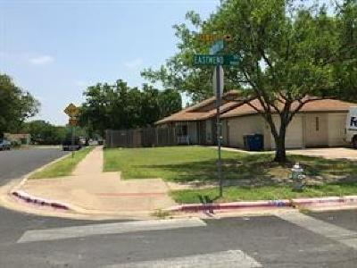 Austin Multi Family Home For Sale: 9803 Eastwend Dr