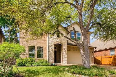 Cedar Park Single Family Home Pending - Taking Backups: 735 Edwards Walk Dr
