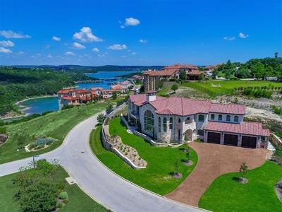 Austin, Lakeway Single Family Home For Sale: 104 Canyon Turn Trl