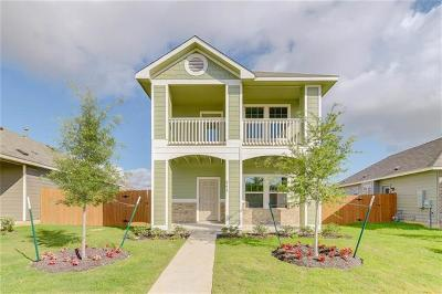 Leander Single Family Home For Sale: 441 Star Thistle St