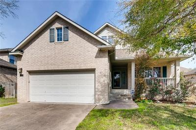 Austin Single Family Home For Sale: 1631 Payton Falls Dr
