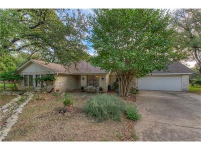 Georgetown TX Single Family Home Pending - Taking Backups: $250,000