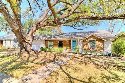 Travis County Single Family Home Coming Soon: 5911 Carleen Dr