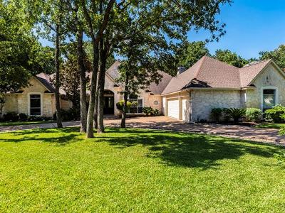 Round Rock Single Family Home For Sale: 1925 Plantation Dr