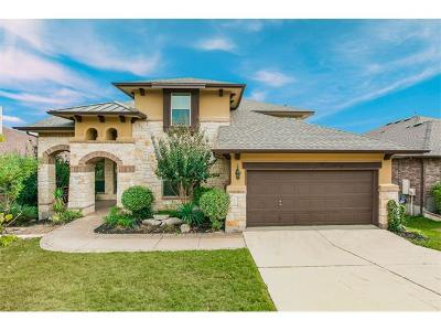Spicewood Single Family Home For Sale: 22225 Red Yucca Rd