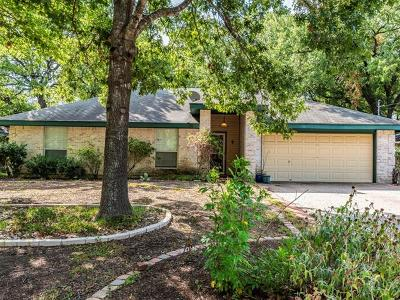 Georgetown Single Family Home For Sale: 1004 Garden View Dr