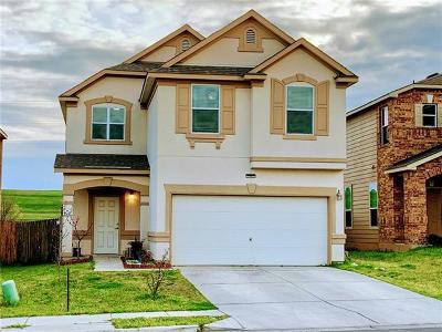 Austin Single Family Home For Sale: 6221 Garden Rose Path