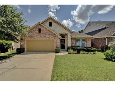Cedar Park Single Family Home For Sale: 710 Edwards Walk Dr