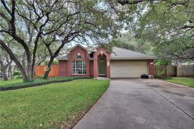 Cedar Park Single Family Home For Sale: 119 Bluejack Pl