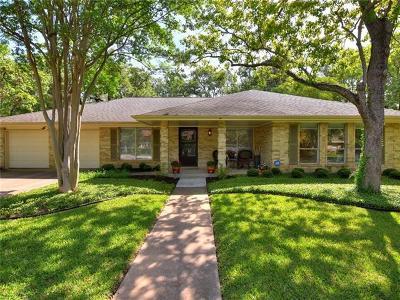 Austin Single Family Home For Sale: 6905 Range Oak Cir