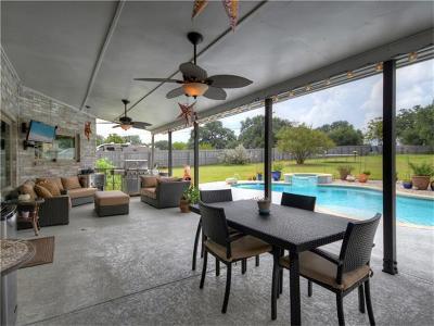 Georgetown Single Family Home For Sale: 101 N Prairie Ln