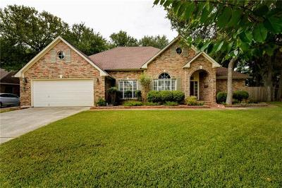 Hays County, Travis County, Williamson County Single Family Home For Sale: 4503 Wild Dunes Ct