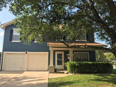 Buda Single Family Home For Sale: 585 Hampton St