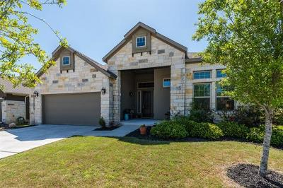 Pflugerville Single Family Home For Sale: 18104 Monarch Butterfly Way