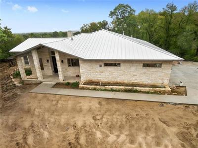 Cedar Creek TX Single Family Home For Sale: $550,000
