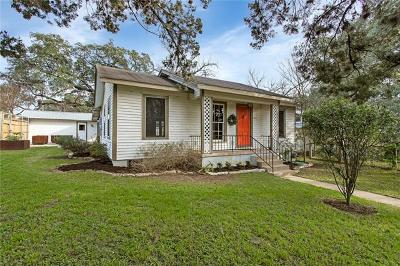 Austin Single Family Home For Sale: 2401 Forest Ave