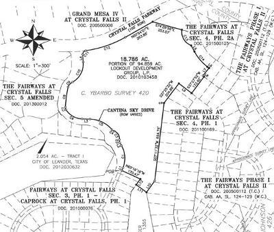 Leander Residential Lots & Land For Sale: 2309 Quarry Loop