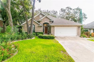 Austin Single Family Home For Sale: 1504 Braxton Valley Cv