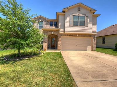 Georgetown Single Family Home For Sale: 2415 Waizel Way