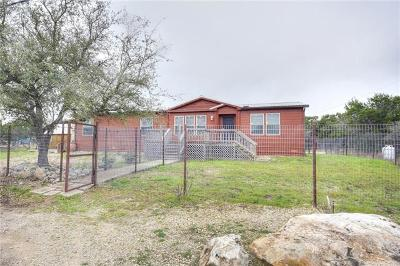 Canyon Lake Single Family Home For Sale: 1116 Greenbriar Dr