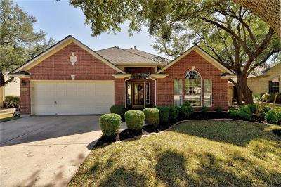 Cedar Park Single Family Home For Sale: 1609 Pagedale Dr
