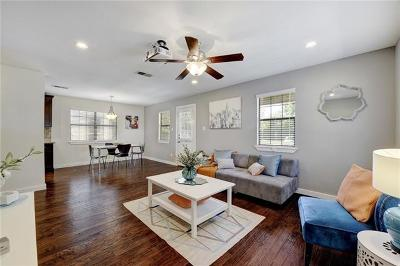 Travis County Single Family Home For Sale: 5500 Evans Ave