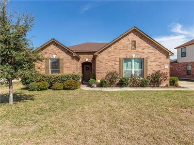 Pflugerville Single Family Home Pending - Taking Backups: 716 Lonesome Lilly Way