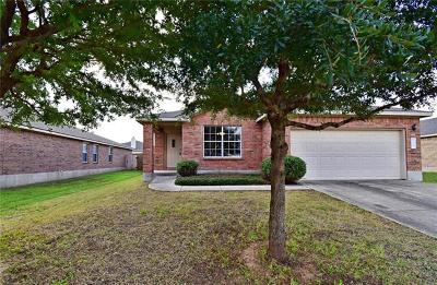 Leander  Single Family Home For Sale: 313 Carol Ave