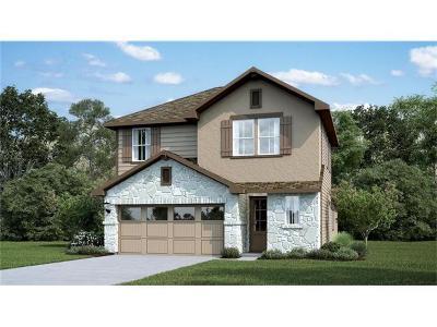Austin TX Single Family Home For Sale: $356,645
