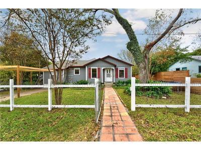 Single Family Home Pending - Taking Backups: 6307 Camino Real