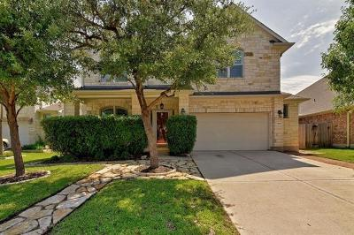 Round Rock Single Family Home For Sale: 3909 Vallarta Ln