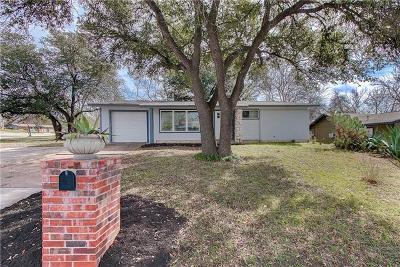 Austin Single Family Home For Sale: 6809 Dubuque Ln